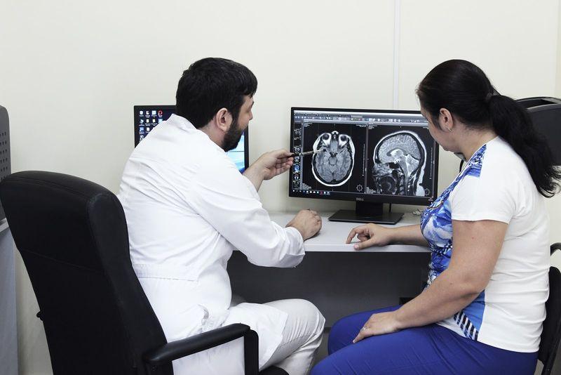 Расшифровка результатов МРТ вен головы